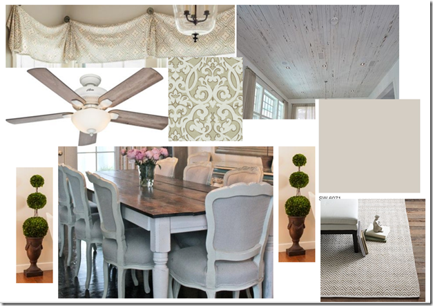 Walking by faith blog daydreaming of a morning room for Kitchen morning room designs